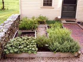The Farmstead Raised Beds